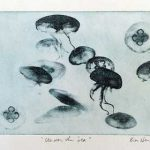 Kim Herringe Under The Sea Solar Plate etching