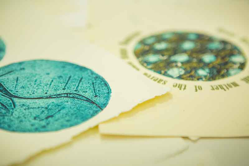 The Art of Printmaking