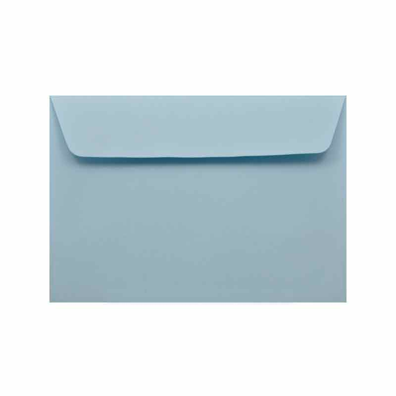 Greeting Card Envelope - Blue