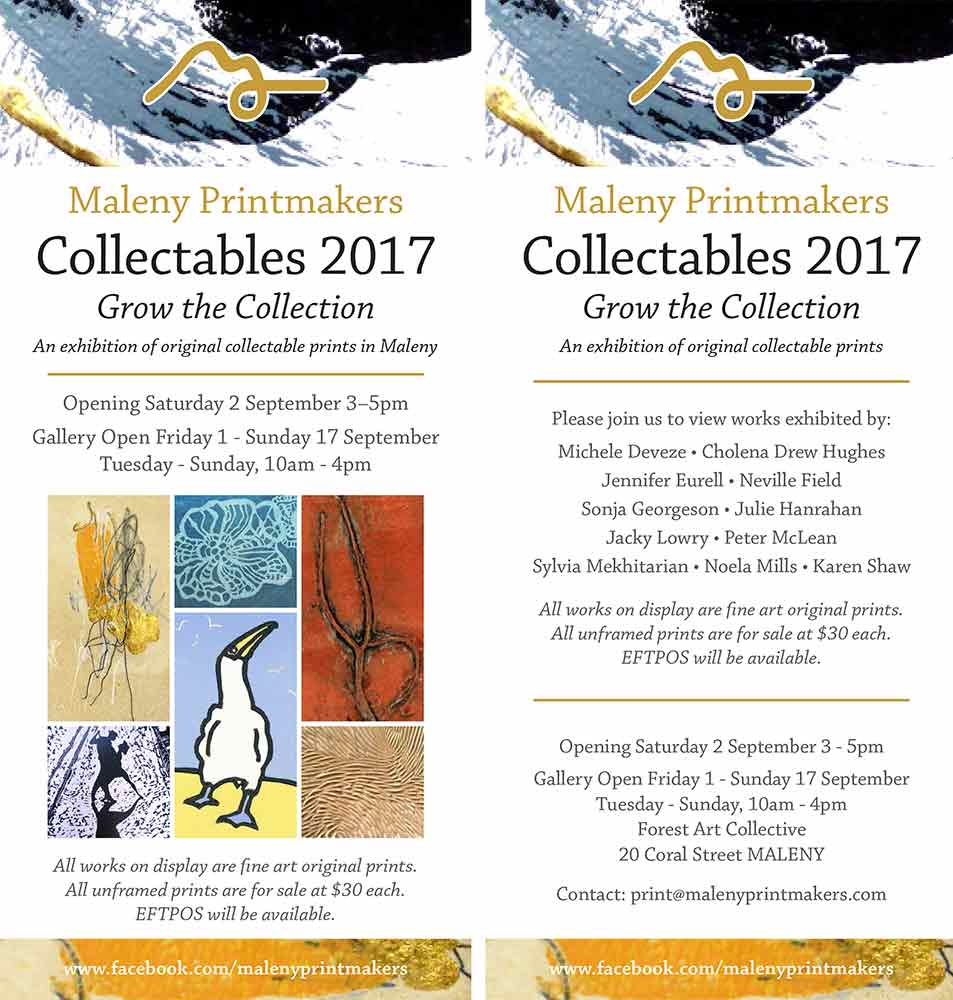 Collectables 2017 - An Exhibition | Kim Herringe