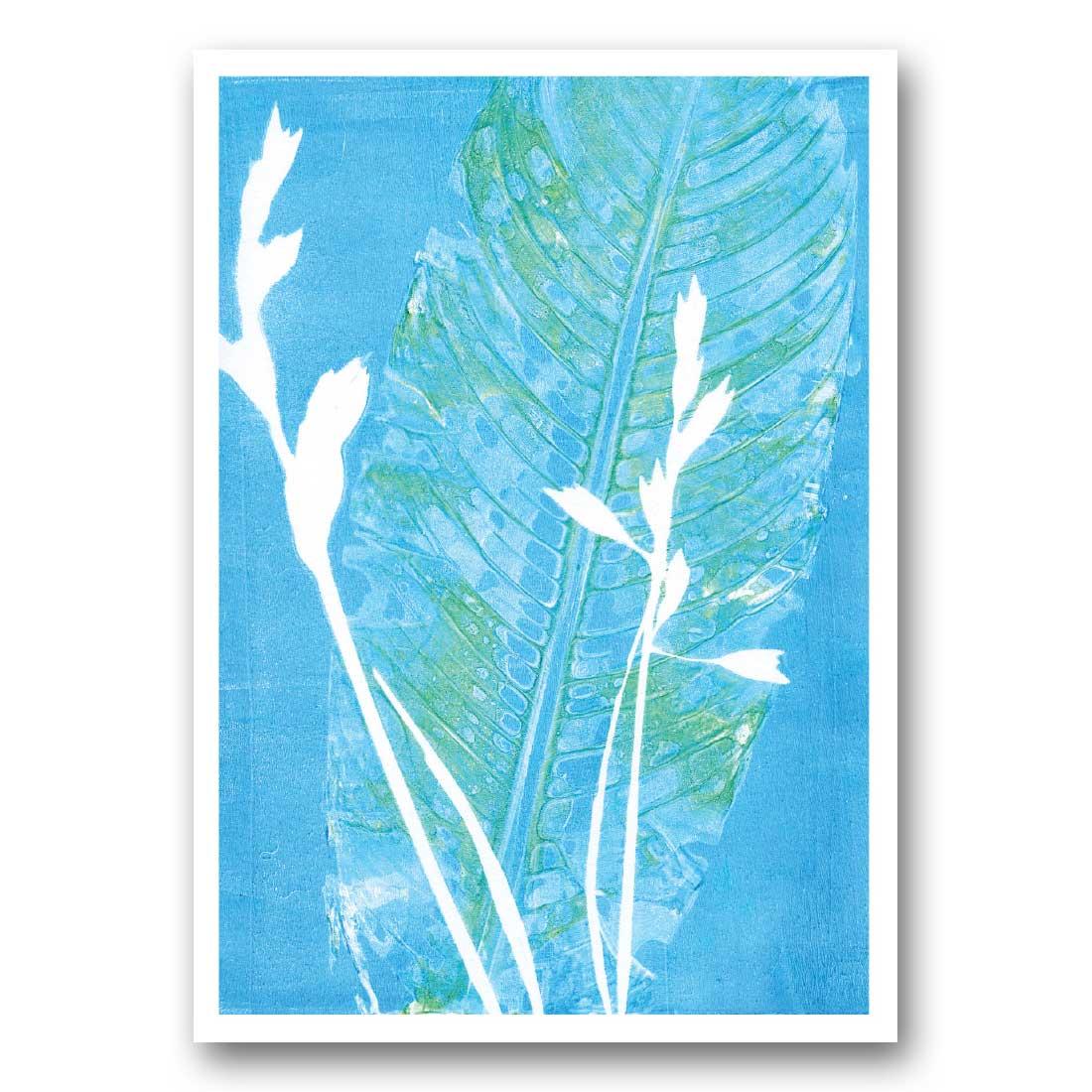 Morning Dew – Greeting Card