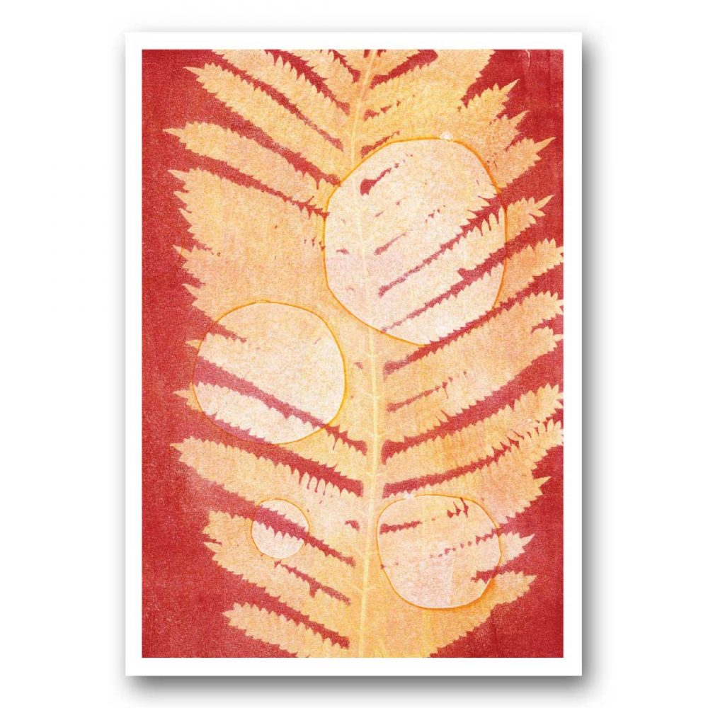 Sunrise - card front