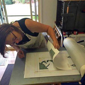 Kim Herringe - Printmaker