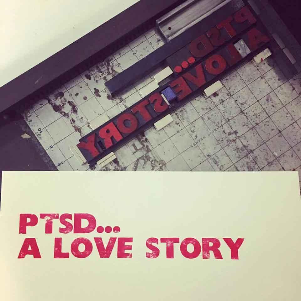 PTSD ... a love story