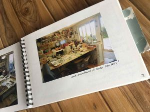 my printmaking process book - Kim Herringe