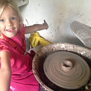 Pottery workshops in Maleny - Muddpies for Children Pottery Workshops