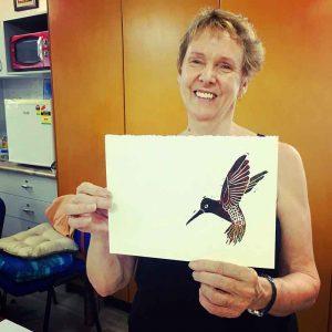 Private Group Printmaking Art Workshops