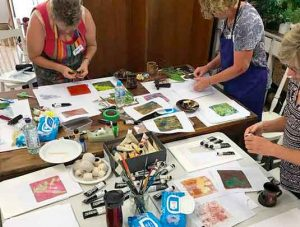 Private Group Printmaking Workshops