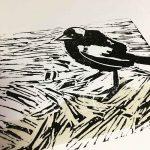 Linoprinting 101 Workshop March 2018