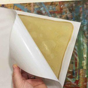 storing your gelatin plates