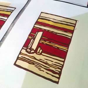 Colour Linoprinting Basics June 2018