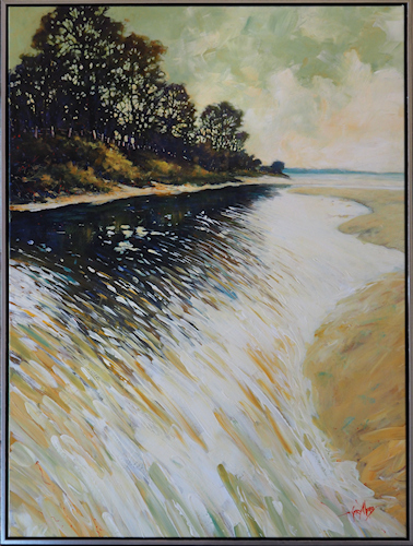 Gary Myers 'Morning at Lorne'