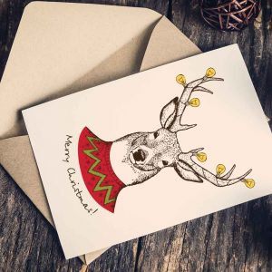 Print You Own Christmas Cards Workshop