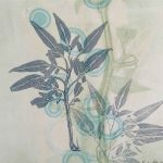 Gelatin Plate Monoprinting printmaking workshop