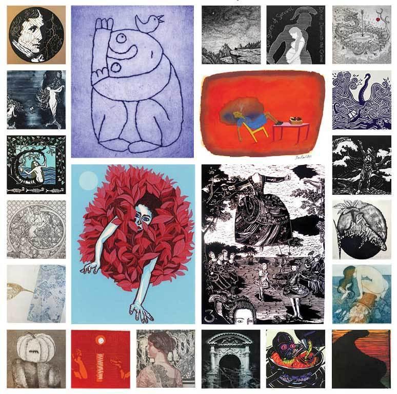 Queenscliff Literary Festival (QLF) & Historia print exchange