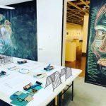 Linoprinting 101, Kyoto Hanga International Print Exhibition Workshop