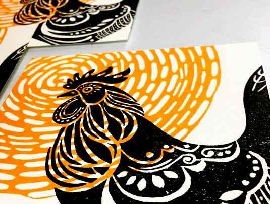 Linoprinting 101 Workshop