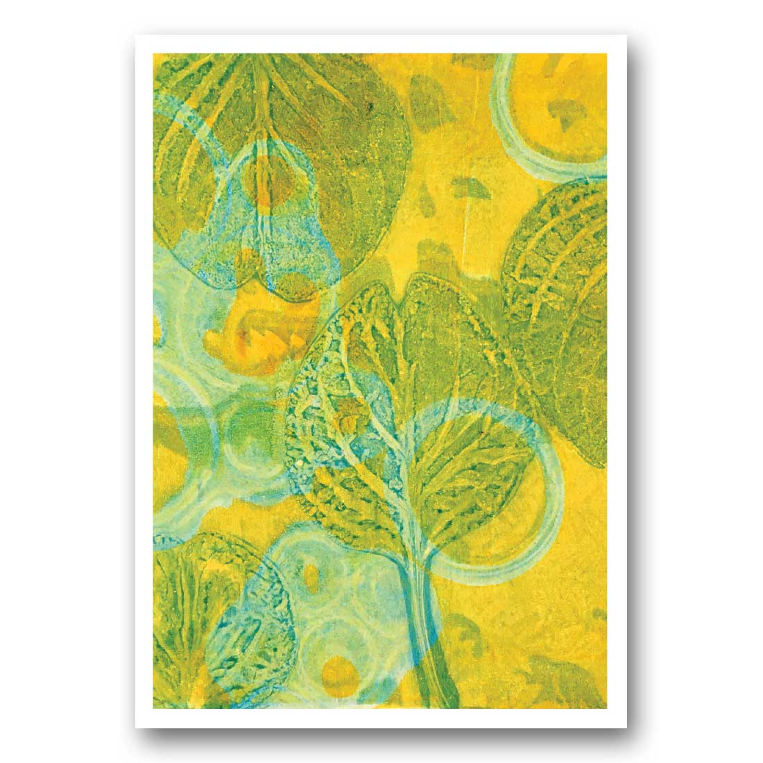 Garden of the Giants – Greeting Card