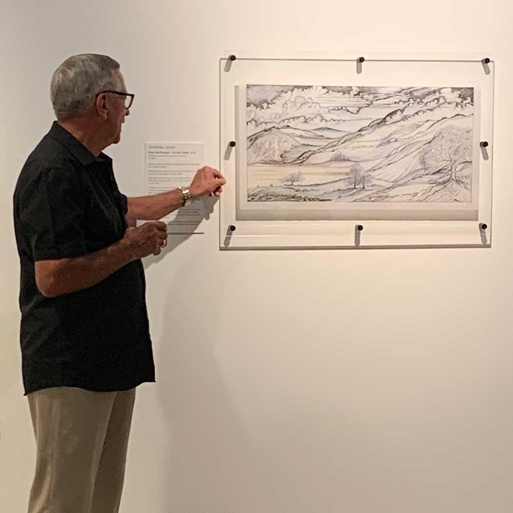 Local Artist Local Content Art Prize 2020 Artist Talks - Jonathan Jones
