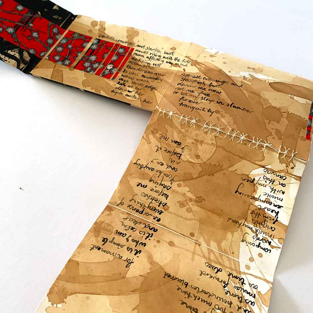 'Book of Poems' artist book