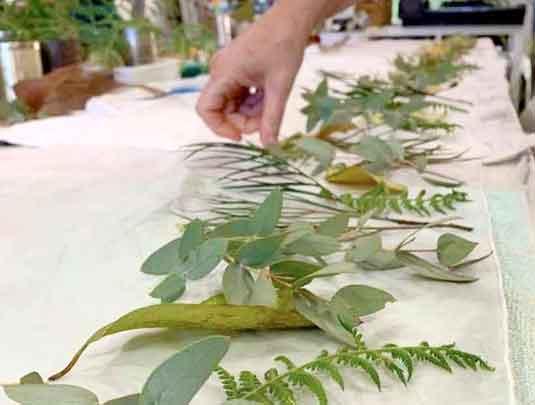 Ecoprinting Workshop
