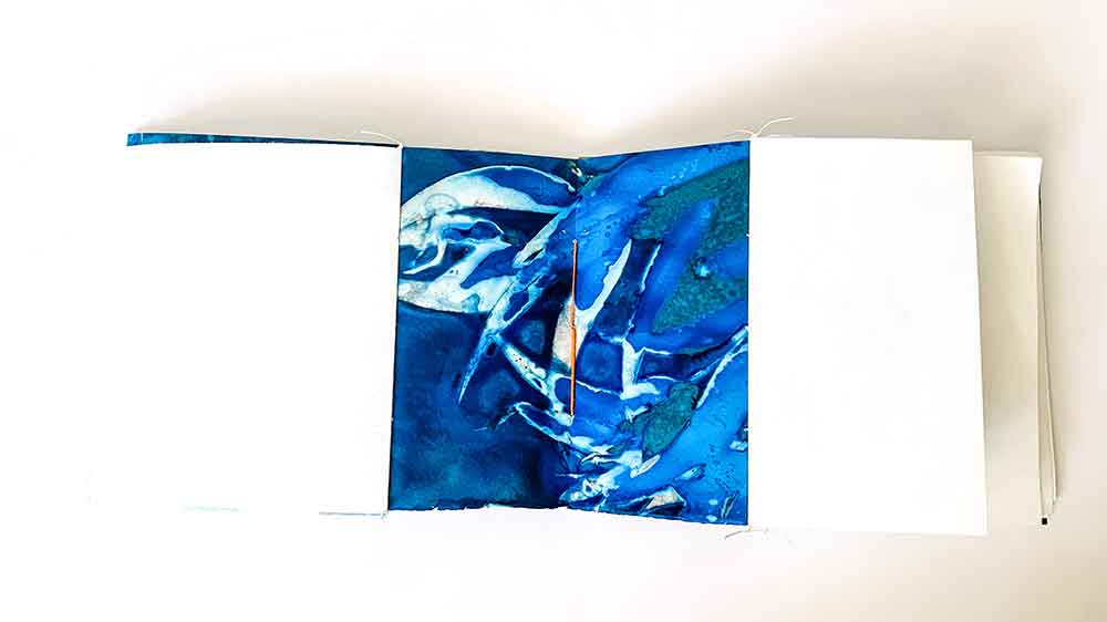 Freedom of Movement - Artist Book