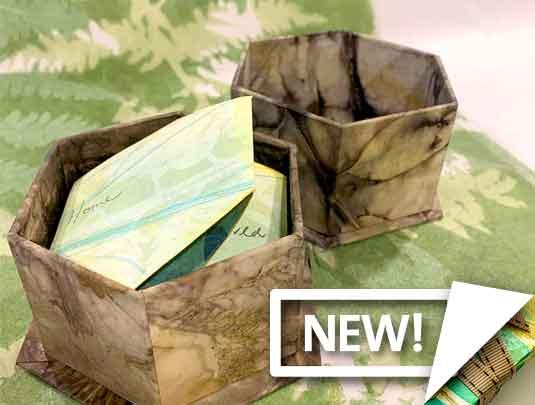 Treasure Boxes and Enclosures Workshop