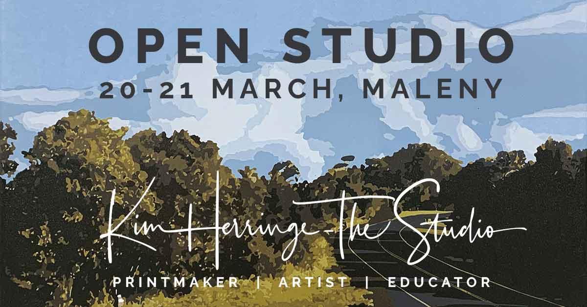 Open Studios Sunshine Coast 20-21 March – Kim Herringe, Maleny