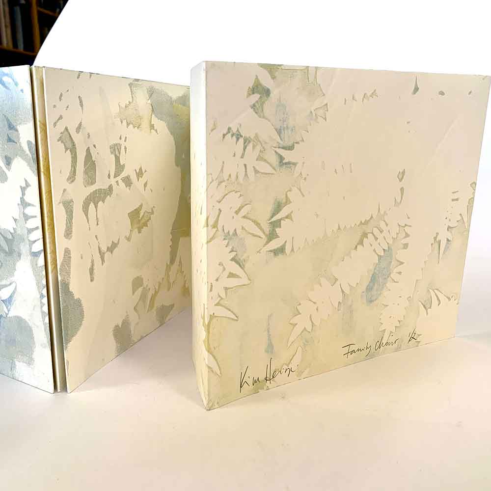 Magpie Stories - Family Choir - artist book