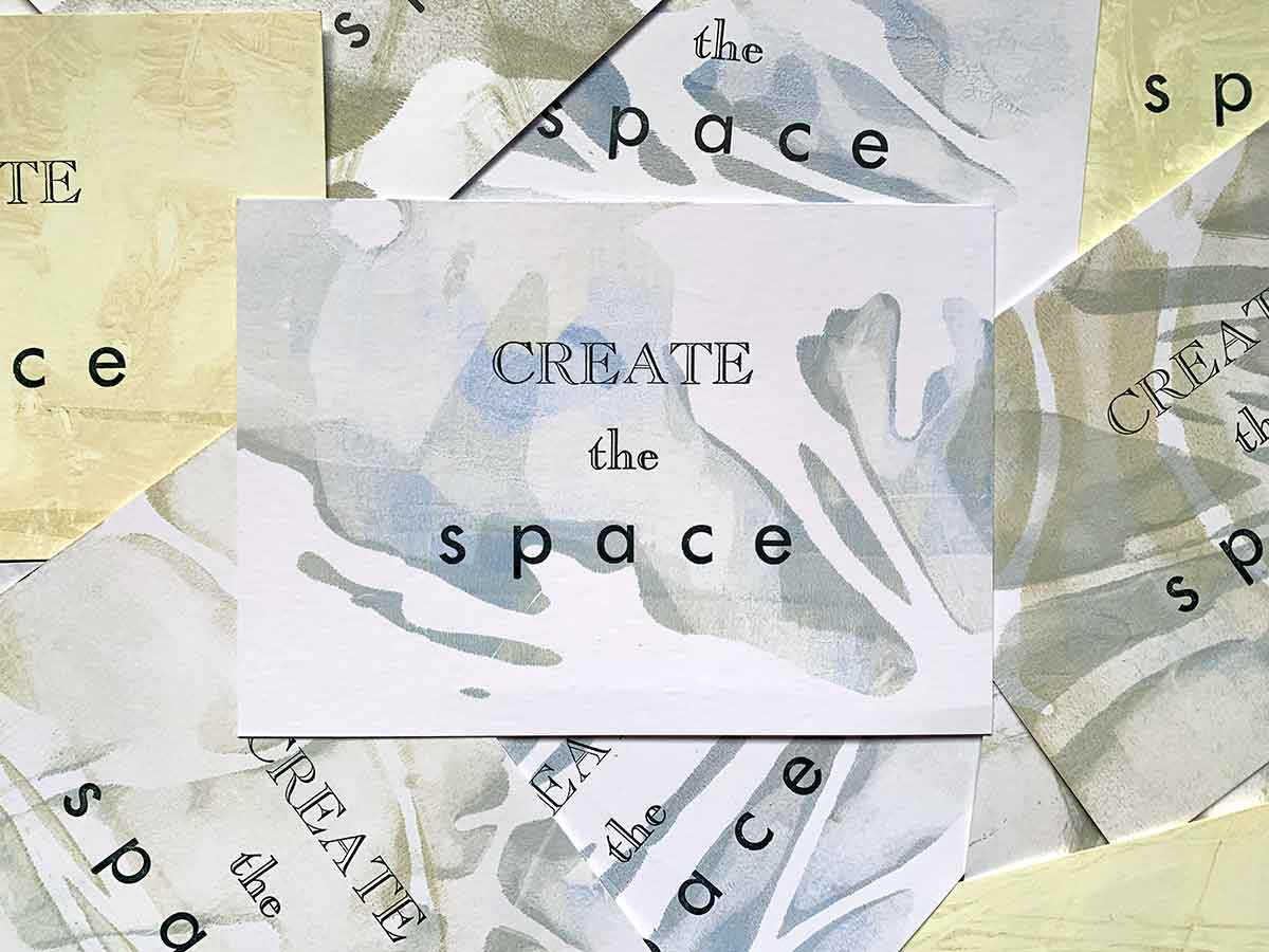 Create the Space