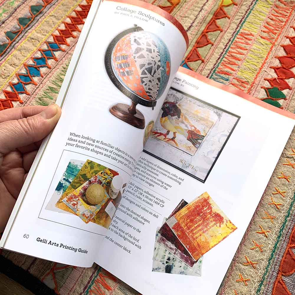 Gelli Arts® Printing Guide